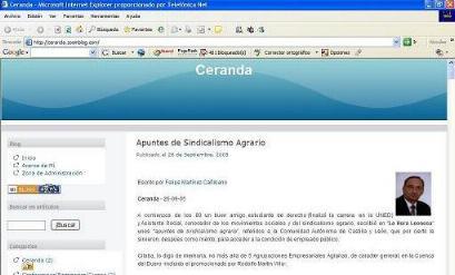 pasamos a Ceranda.Zoomblog.com